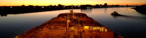Slide 2 Savannah-Sunset-on-Tanker-Ship 1930x500